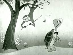 Bert the Turtle & Dumb Monkey