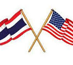 THAI USA FLAG